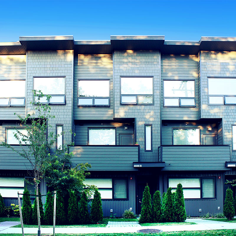 Townhouse Dufferin Ave