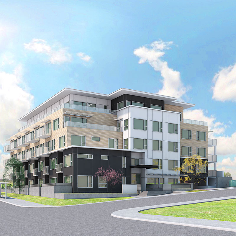 Condo-Multi Family Residential Development