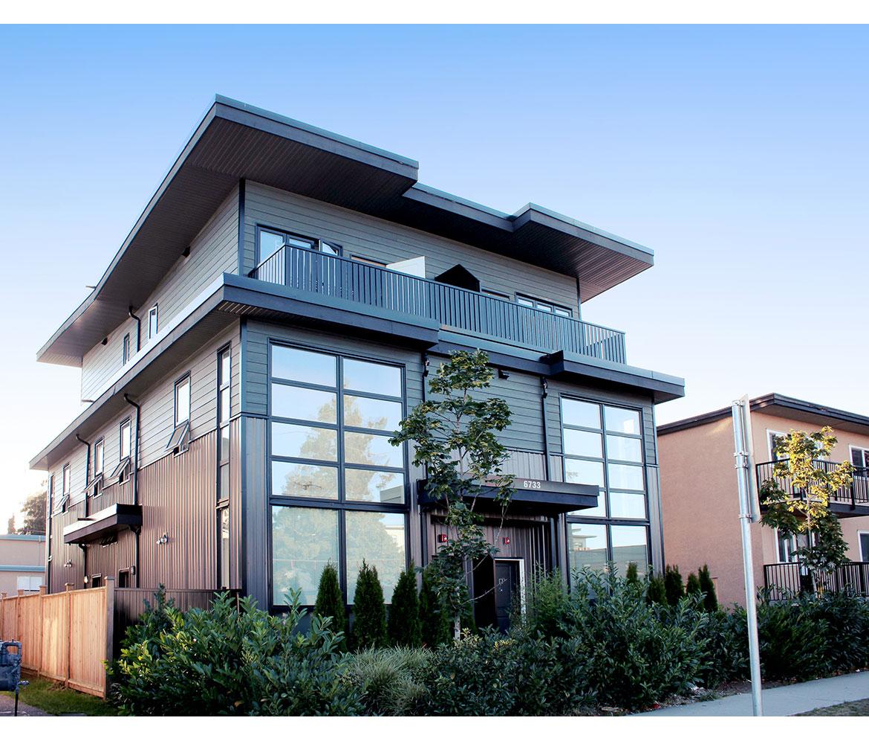 3d Design Using Home Designer Chief Architect Multi Level: Fourplex Development Project By Jordan Kutev Architect Inc