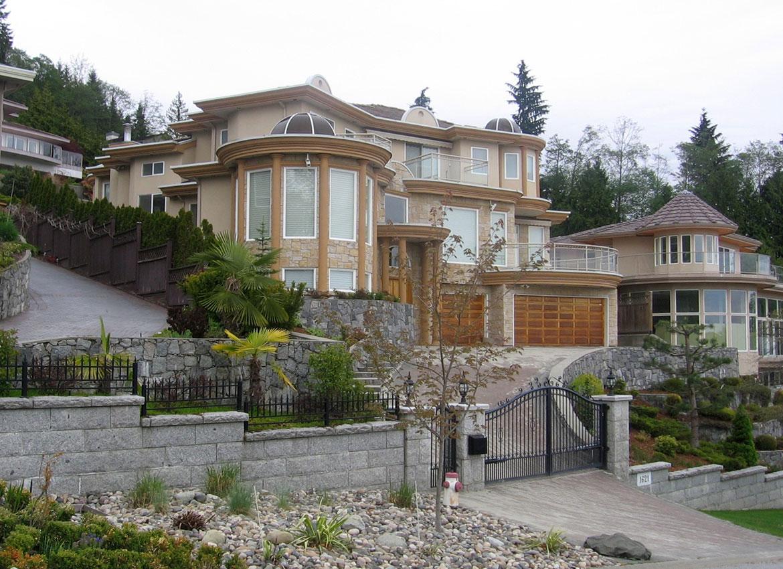 New Single Family Home Developments Vancouver