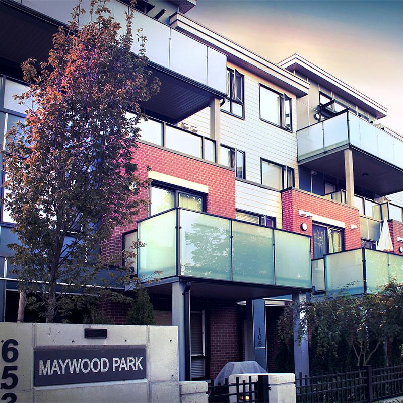 Maywood Park Gardens