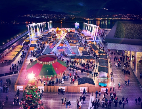 Vancouver Christmas Market's new home is nearly 70% bigger