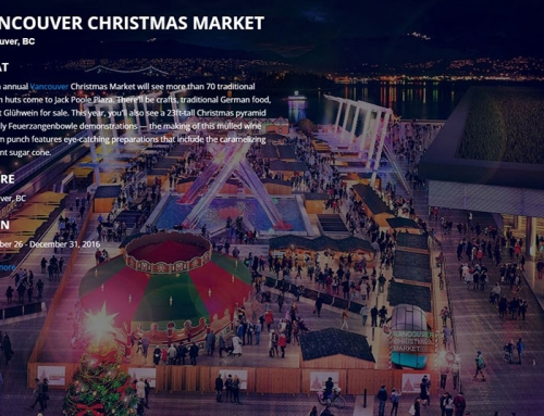 Winter Markets – Vancouver Christmas Market