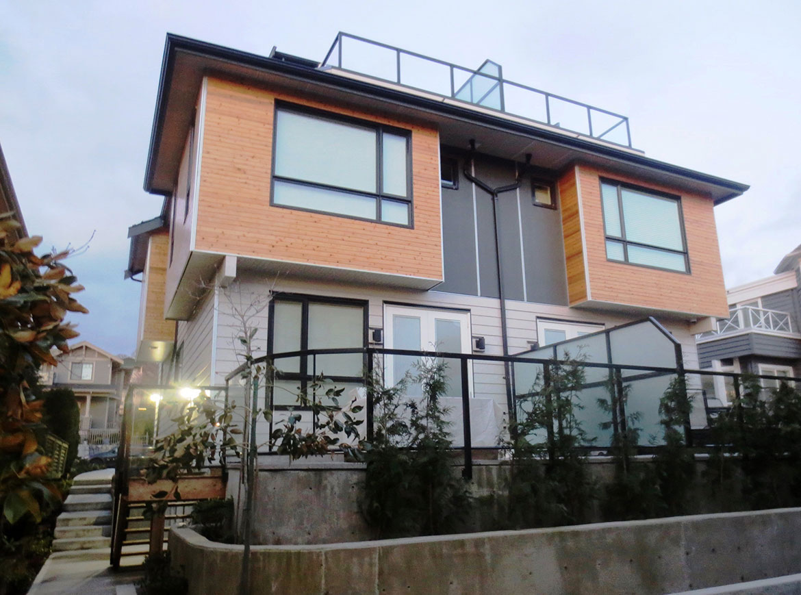 Townhome - north vancouver