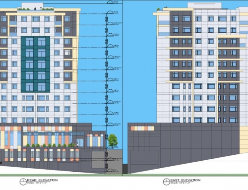 Mission council moves forward on 11-storey, 92 unit affordable-housing development on 2nd Ave.